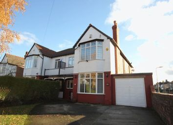 Thumbnail 4 bed semi-detached house for sale in Cavendish Drive, Birkenhead, Wirral