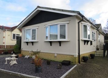 Thumbnail 2 bedroom mobile/park home for sale in Oaklands Park, Crossways, Dorchester