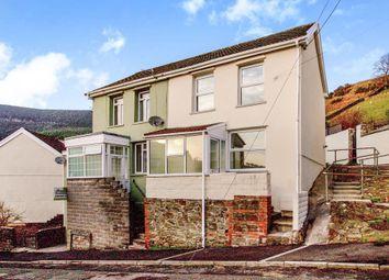 Thumbnail 2 bed semi-detached house for sale in Mount Pleasant, Blaengarw, Bridgend