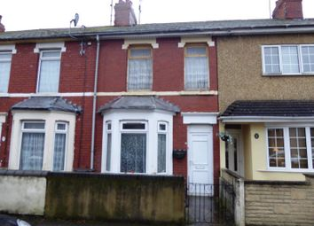 Thumbnail 2 bedroom terraced house for sale in Southbrook Street, Extension, Swindon
