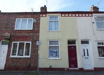 Thumbnail 2 bed terraced house to rent in Clegge Street, Warrington