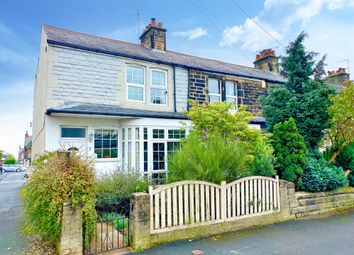Thumbnail 3 bed end terrace house for sale in Cecil Street, Harrogate