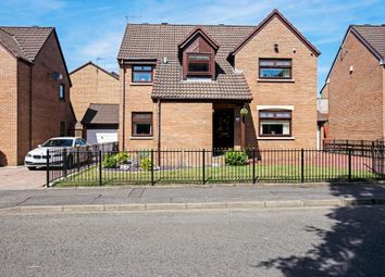 Thumbnail 4 bedroom detached house for sale in Micklehouse Road, Baillieston, Glasgow