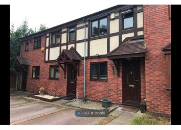 Thumbnail 2 bedroom terraced house to rent in Dairy Close, Tipton