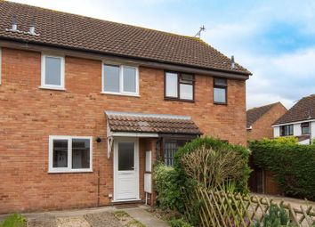 Thumbnail 2 bed terraced house for sale in Goodwin Way, Hereford