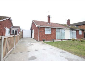 Thumbnail 2 bed bungalow for sale in James Gardens, St. Osyth, Clacton-On-Sea