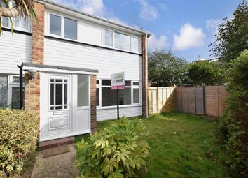 Thumbnail 3 bed end terrace house for sale in Meadowside, Angmering, West Sussex