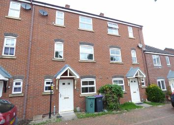Thumbnail 3 bedroom town house for sale in Bricklin Mews, Hadley, Telford, Shropshire