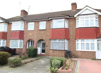 Thumbnail 3 bed terraced house for sale in Lynmouth Avenue, Bush Hill Park, Enfield, Middx