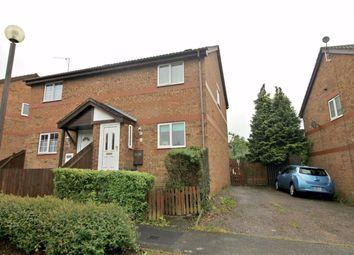Thumbnail 3 bed semi-detached house to rent in Primatt Crescent, Shenley Church End, Milton Keynes