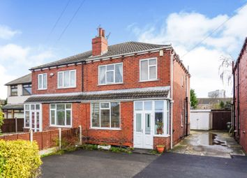 Thumbnail 3 bed semi-detached house for sale in Coal Road, Leeds