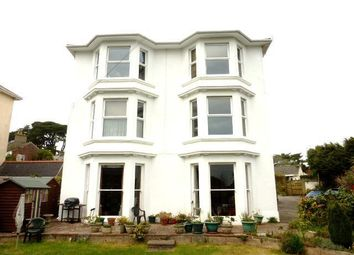 Thumbnail 1 bed flat to rent in Lower Polsham Road, Paignton