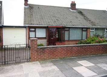 Thumbnail 2 bedroom semi-detached bungalow to rent in Melbourne Place, High Barnes, Sunderland