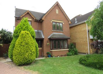 Thumbnail 4 bed property to rent in Greendale, Huntingdon