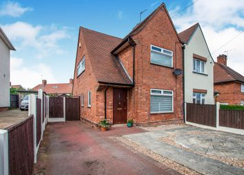 3 bed semi-detached house for sale in Wendover Drive, Aspley, Nottingham NG8