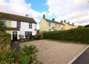 Thumbnail 3 bedroom end terrace house for sale in Sea View Terrace, Sennen, Penzance, Cornwall