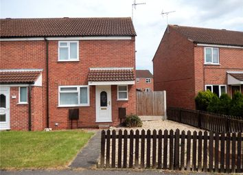 Thumbnail 2 bed semi-detached house to rent in Magdalene View, Newark