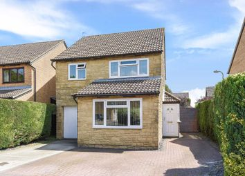 Thumbnail 4 bedroom detached house for sale in Thorney Leys, Witney