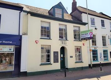 Thumbnail Commercial property for sale in 127 Boutport Street, Barnstaple, Devon