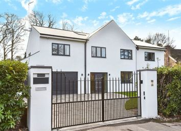 Thumbnail 5 bed detached house for sale in Portesbery Road, Camberley, Surrey