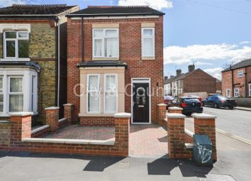Thumbnail 3 bed detached house for sale in St. Pauls Road, Peterborough