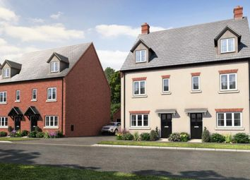 Thumbnail 4 bed property for sale in The Gardens, Upper Heyford, Bicester