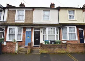 Thumbnail 2 bed terraced house for sale in Ashby Road, North Watford