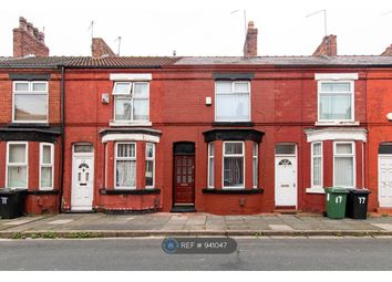 2 bed terraced house to rent in Newling Street, Birkenhead CH41