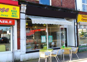 Thumbnail Restaurant/cafe for sale in Sale M33, UK
