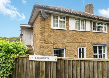 Thumbnail 2 bed flat for sale in Haywards Heath Road, North Chailey, Lewes, East Sussex