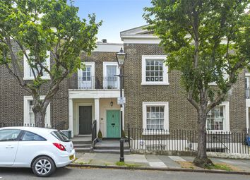 Thumbnail 4 bed town house for sale in Wharton Street, London