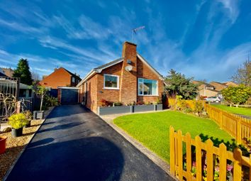 Woodley Road, Ratby, Leicester LE6. 3 bed bungalow for sale
