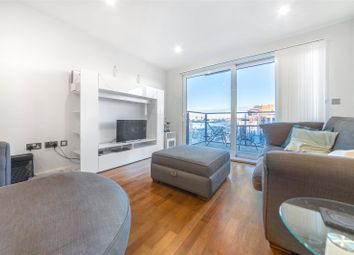 Thumbnail 1 bedroom flat for sale in Cornmill House, 4 Wharf Street, Deptford, London
