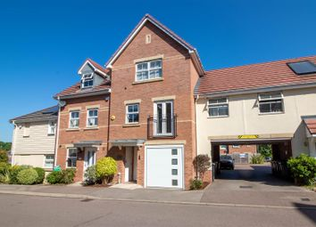 Thumbnail 3 bed town house for sale in Olvega Drive, Buntingford