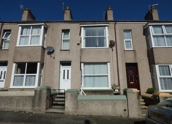 Thumbnail 2 bed terraced house for sale in Kings Road, Holyhead, Sir Ynys Mon