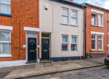Thumbnail 2 bed terraced house for sale in Cowper Terrace, Junction Road, Northampton