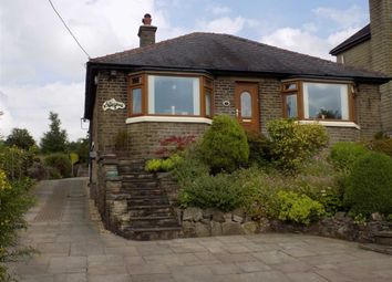 Thumbnail 2 bed detached bungalow for sale in Rock Bank, High Peak, Derbyshire
