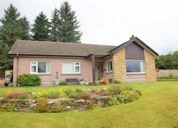 Thumbnail 4 bedroom detached bungalow for sale in Contin, Strathpeffer