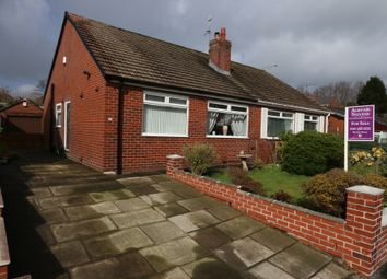 Thumbnail 2 bed semi-detached bungalow for sale in Pennine View, Royton, Oldham