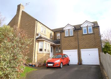 Thumbnail 5 bed detached house for sale in Whitestone Drive, East Morton, Keighley