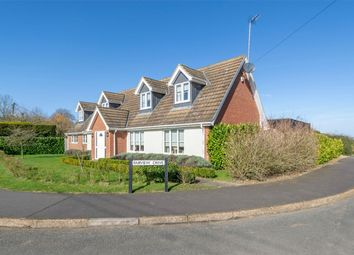Thumbnail 5 bed detached house for sale in Fairview Drive, Colkirk, Fakenham