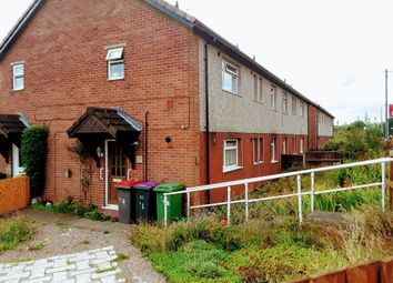Thumbnail 3 bedroom flat for sale in Lancaster Avenue, Dawley, Telford