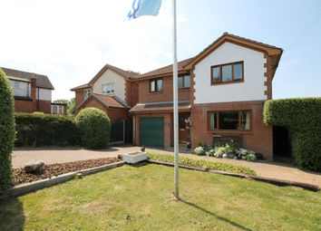 4 bed detached house for sale in Ward Road, Totland Bay PO39