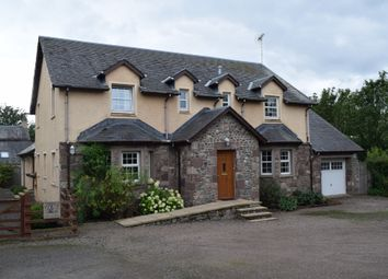 Thumbnail 4 bed detached house for sale in Dunning Road, Auchterarder, Perthshire