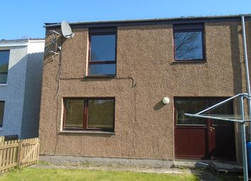 Thumbnail 2 bed semi-detached house to rent in Millbank Road, Dingwall