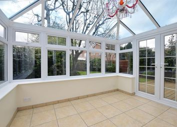 Thumbnail 4 bedroom detached house for sale in White Horse Road, Horsham, West Sussex