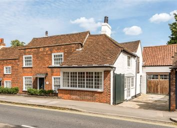 Thumbnail 4 bed detached house for sale in South Street, Epsom, Surrey