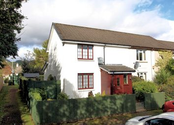 Thumbnail 2 bed terraced house for sale in Laggan Square, Comrie