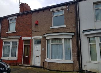 Thumbnail 2 bed terraced house to rent in Surrey Street, Middlesbrough