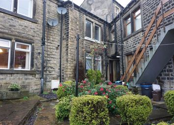 Thumbnail 1 bedroom terraced house to rent in Rochdale Road, Ripponden, Halifax